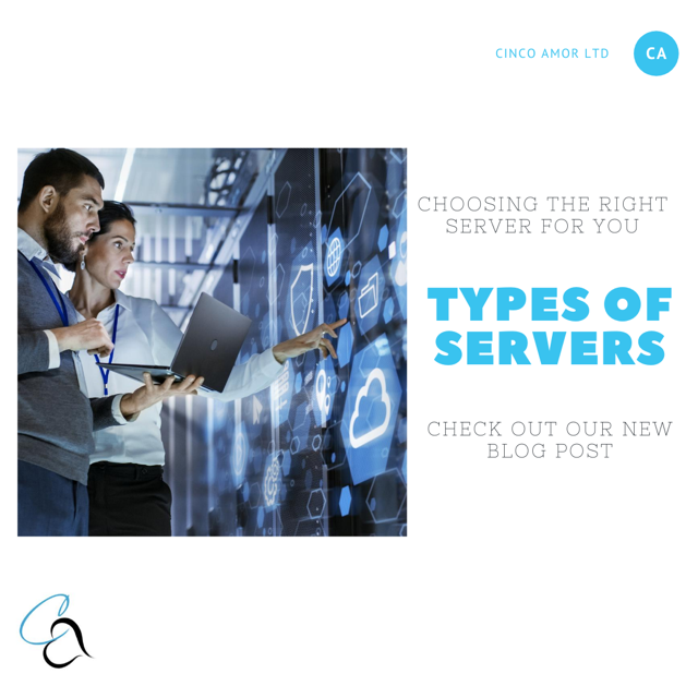 Choosing the correct type of Server for your Business