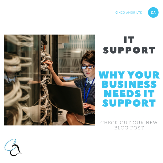 Why you need IT Support for your Business